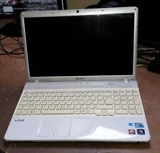 Ordinateur Portable SONY Vaio  Intel® Core™ i3   Hs pour piece a reparer