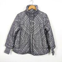 $259 Women/'s prAna Jasmine Jacket Size Medium Mahagony NWT