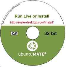 Ubuntu Mate 16.04.3 Live ou installer de système d'exploitation Linux 32 bits + Libre Bureau
