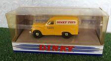 Dinky Plastic Diecast Vans