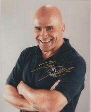 Bas Rutten Signed UFC 8x10 Photo
