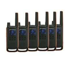 Motorola Talkabout T82 PMR446 2-Way Radio (Six Pack) - Free P&P Ireland & UK!