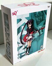 K-ON!! Azusa Nakano SQ Banpresto PVC figure Azusa with Guitar