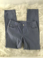 Brooks Brothers Women's Jeans Brooke Fit Size 6 Blue