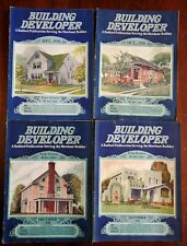 Real Estate Building Developer 1928 Architectural trade magazine 4 rare issues