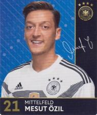 Rewe DFB Sammelkarten Fußball WM 2018 Russia Nr. 21 Mesut Özil Bild NEUWARE