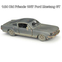 Maisto 1:24 Scale Old Friends 1967 Ford Mustang GT Diecast Model Car Vehicle Toy