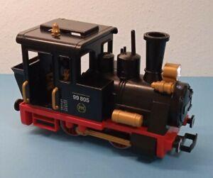 Playmobil Dampflok 4051 auch LGB Spur G mit Licht
