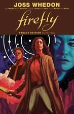 Firefly: Legacy Edition Book Two, Roberson, Chris,Whedon, Zack, Good Book