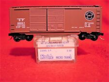 KD (Blue Label) 23020 SOUTHERN PACIFIC 40' DD Box Car  #66627 MINT N-SCALE