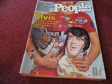 People magazine Octoer 10 1977 Elvis