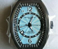 Montres De Luxe Milano Women's Estremo GMT Brand New Watch w/Date List $1,400