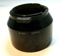 Nikon 52mm HS-8 Metal Lens Hood Shade for 105mm f2.8 f4 micro Nikkor Ai Ai-s OEM