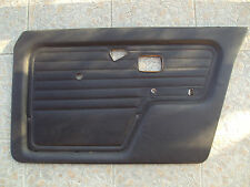 BMW e30 SEDAN  1983-1991 black door panels good condition FRONT RIGHT door