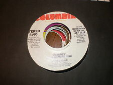 Journey 45 Good Morning Girl/Stay Awhile COLUMBIA PROMO