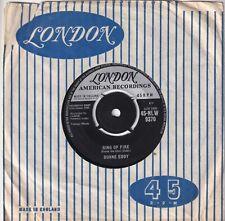 "DUANE EDDY.......RING OF FIRE..VERY GOOD 1961 LONDON POP / BEAT 7""..HLW 9370"