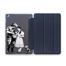 Banksy iPad Mini 2 3 4 Smart Cover Street Art iPad Pro 9.7 10.5 12.9 Case Skin