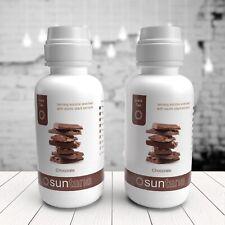 Suntana Chocolate Fragranced Spray Tan (12% Dark Tan) - 16oz