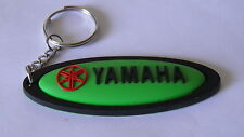 Portachiavi Yamaha R1 R6 TMAX YZF X-CITY FZ1 FAZER nuovo (verde e nero)