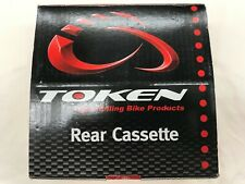 Token 10 Speed Ceramic Coated Cassette Shimano (11/23 tooth)