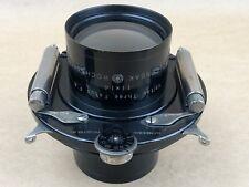 Wollensak 11x14 Voltas Three Focus F8 Large Format Triple Convertible Lens