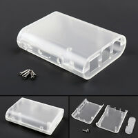 Case Cover Enclosure Box Shell Cooling Fan For Raspberry Pi 2 3 Model B B+