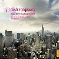 YIDDISH RHAPSODY  CD NEU ELLSTEIN,ABRAHAM/JACOBS,JACOB/SECUNDA,SHOLOM/TRAD.