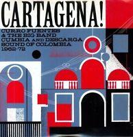 SOUNDWAY/CARTAGENA!-CURRO FUENTES & THE BIG BAND CUMBIA 1962-72 2 VINYL LP NEW+