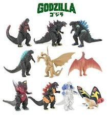 Godzilla 2 King of the Monsters 10 Piece Figures Cake Toppers Set