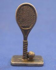 Scene it? Sports Powered By ESPN DVD Game Tennis Racket Replacement Token Mover