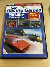 PC Spiel ** Car Racing Games (PC, DVD-Box) Spielesammlung Autorennen