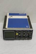 Philips Pm 3226 15 Mhz Dual Trace Oscilloscope E6
