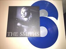 The Smiths Unreleased Demos Instrumentals New 2 x Blue LP Vinyl Morrissey