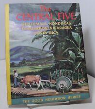 The Central Five - Guatemala Honduras- Good Neighbor Series by S Greenbie - pwe9