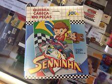 SENNINHA Sealed box of 100 pieces to your JIG SAW (Ayrton Senna)