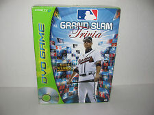 MLB GRAND SLAM TRIVIA DVD GAME BY SNAP TV ages 12+        2006