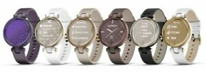 GARMIN LILY CLASSIC SPORTS SMARTWATCH LEATHER or SILICONE BAND