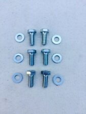 LOTUS ELISE (S1) clutch pressure plate bolts & washers X 6