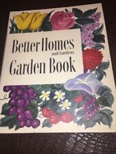 VTG 1951-Better Homes and Gardens, Garden Book, 5-Ring Binder Freeship