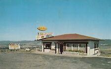 Restaurant Bellevue BAIE ST-PAUL Charlevoix Quebec Canada Advertising Postcard