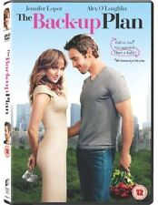 THE BACK-UP PLAN USED - VERY GOOD REGION 2 DVD