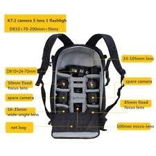 Scan smart waterproof Professional DSLR Camera Lens Laptop Backpack 2