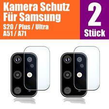 Samsung Galaxy S20 | Plus | Ultra A51 A71 Kameraglas Panzerfolie Linse Schutz