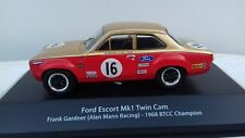 FORD ESCORT MK1 MODEL Car 1/43 SCALE 1968 BTCC TOURING Alan MANN Boxed  NEW