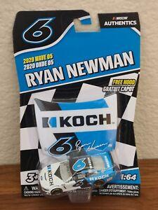 2020 Wave 5 Ryan Newman Koch Industries DNP 1/64 NASCAR Authentics Diecast