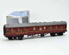 Tri-ang R322 HO Restaurant Car Made in England Vintage Model Train Analog