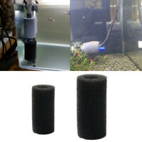 5X Filter Intake Sponge Saver Filter Protection Sponge Aquarium Fish Tank Cover