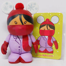 2011 Disney Vinylmation Figure-Cutesters 2 Red Scarf Girl w/ Card