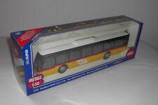 Siku 1/50 3737 3747 MAN Linienbus Reisebus Bus Coach Swiss Postauto Lion´s City
