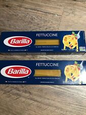 New listing 2 Packs! Barilla Fettuccine Pasta 1 Lb/pk Best Used By: 5/11/2021